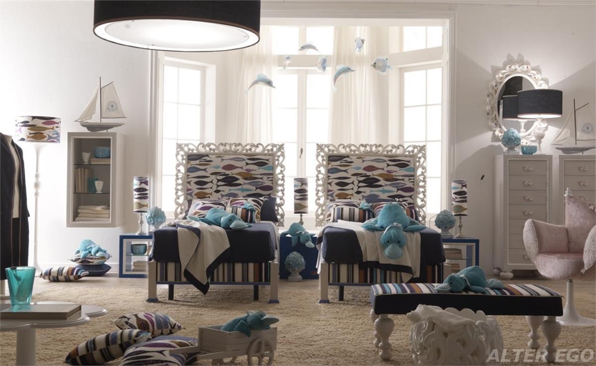 Bedroom Boy Fish double / single bed - на 360.ru: цены, описание, характеристики, где купить в Москве.