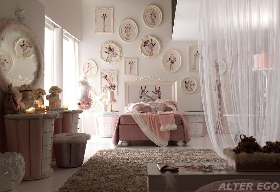 Bedroom Giraffa - на 360.ru: цены, описание, характеристики, где купить в Москве.