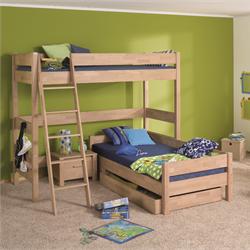 Eike corner bunk bed