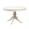 Стол круглый Provence 03/12QF11050-00Y/ANTIQUE WHITE - на 360.ru: цены, описание, характеристики, где купить в Москве.