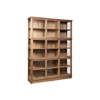 Шкаф библиотечный QF8156-00aristocrat - на 360.ru: цены, описание, характеристики, где купить в Москве.