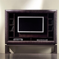 TV Board leather