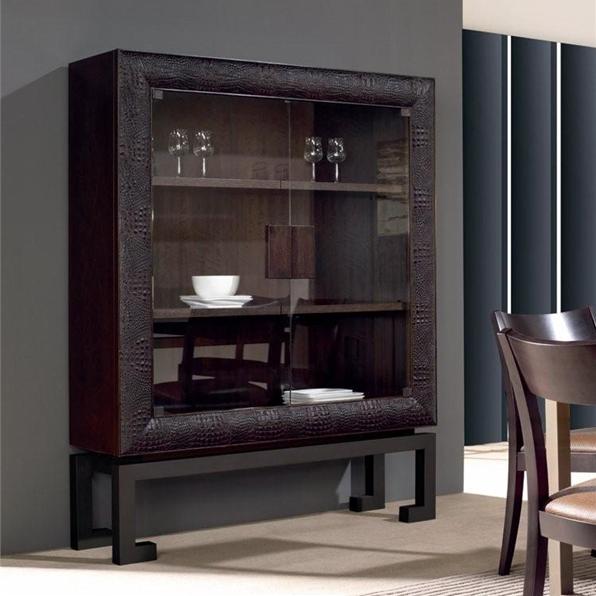 Display cabinet leather - на 360.ru: цены, описание, характеристики, где купить в Москве.