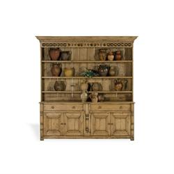 Pine Buffet Cabinet