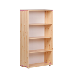 Flexa bookcase with three shelves