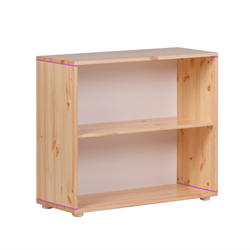 Flexa bookcase with one shelve