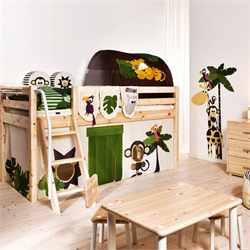 Flexa kids room Jungle 02