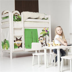 Flexa kids room Jungle 03