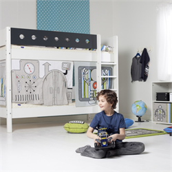 Flexa kids room Robot 02
