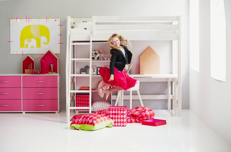 Flexa kids room Princess 02 - на 360.ru: цены, описание, характеристики, где купить в Москве.