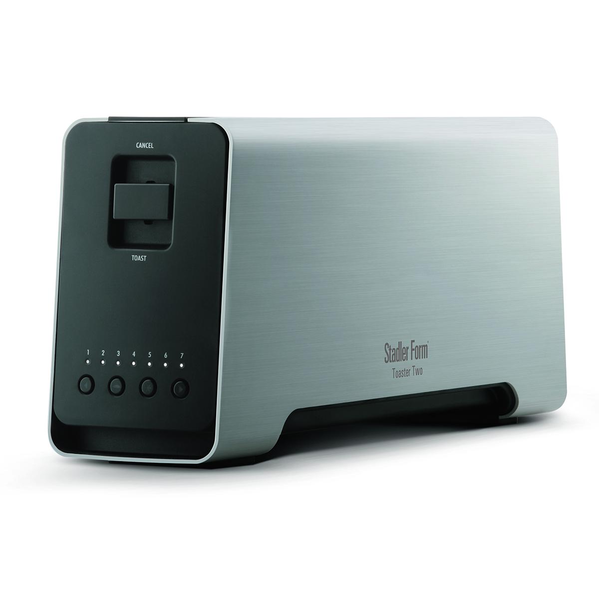 Toaster Two Aluminum - на 360.ru: цены, описание, характеристики, где купить в Москве.