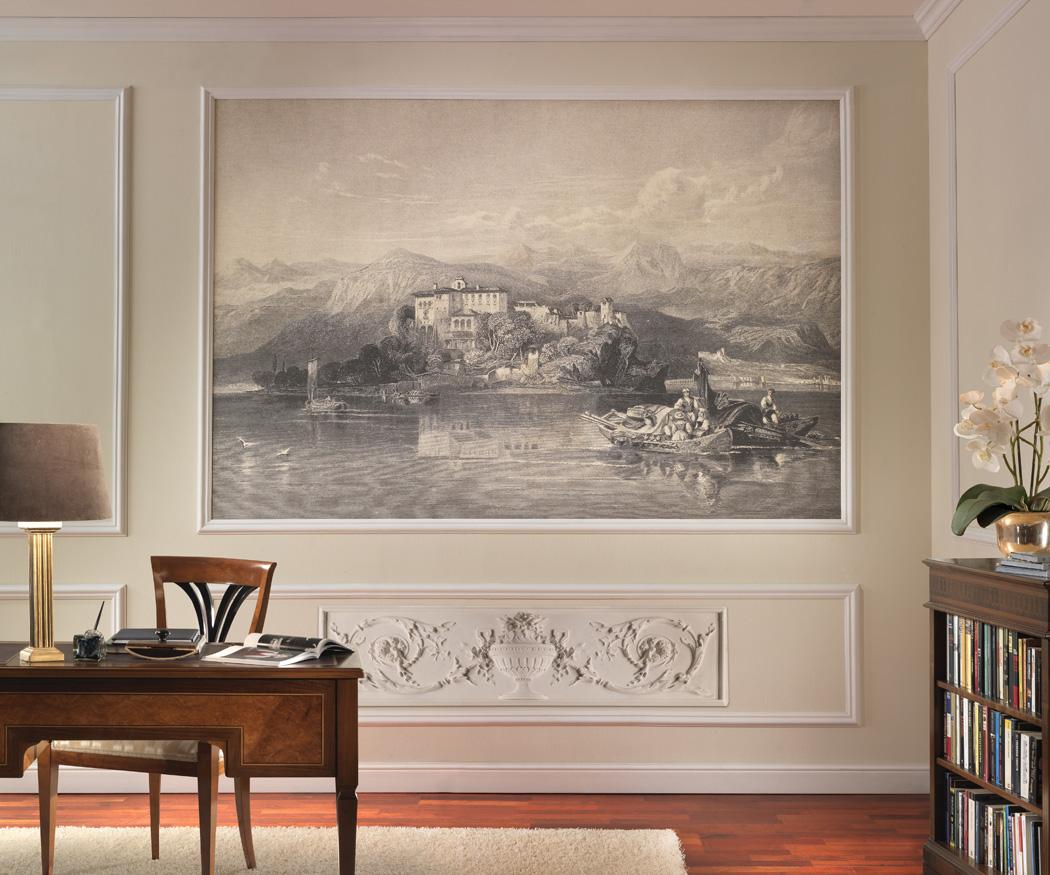 Antique illustration of Lake Garda - на 360.ru: цены, описание, характеристики, где купить в Москве.