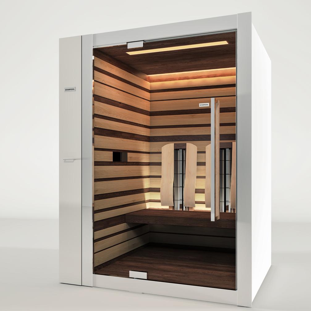 Sweet Sauna Infrared - на 360.ru: цены, описание, характеристики, где купить в Москве.