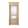 Межкомнатная дверь Ампир со стеклом - на 360.ru: цены, описание, характеристики, где купить в Москве.