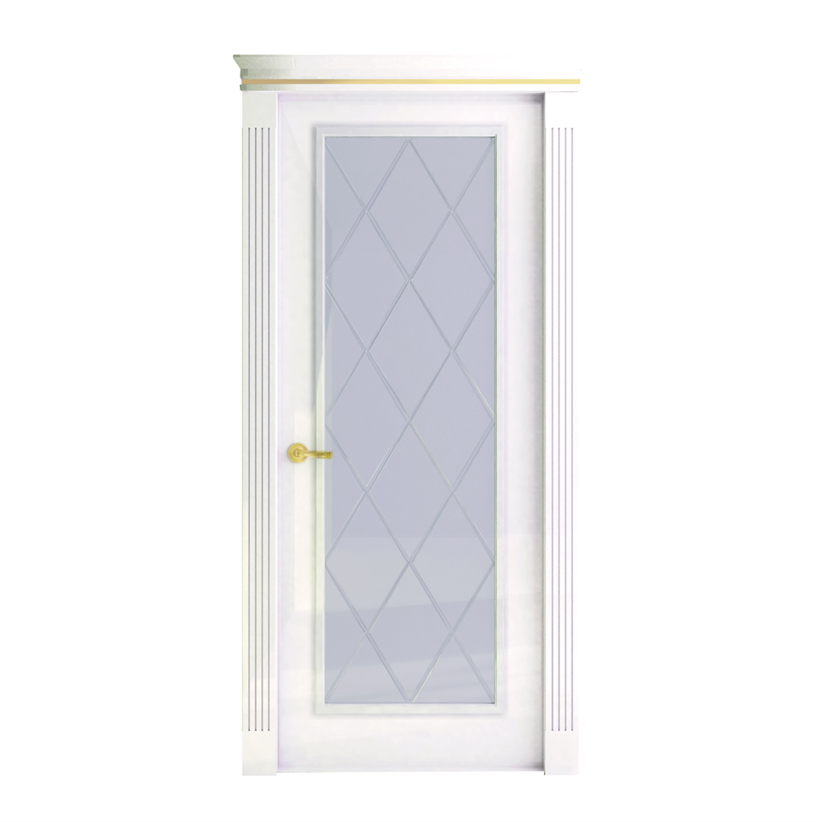 Межкомнатная дверь Эпика со стеклом - на 360.ru: цены, описание, характеристики, где купить в Москве.