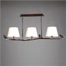 PLUME-PAT chandelier - на 360.ru: цены, описание, характеристики, где купить в Москве.