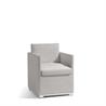 Zendo club chair - на 360.ru: цены, описание, характеристики, где купить в Москве.