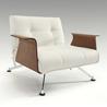 Clubber Chair - на 360.ru: цены, описание, характеристики, где купить в Москве.