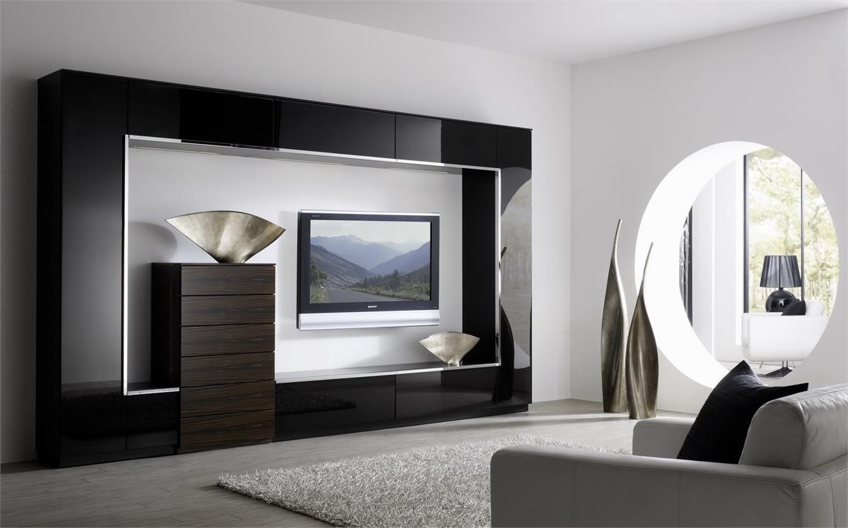 for Tv wohnwand design