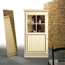 Cotton display cabinet
