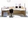 Lift Two-Person Workstations - на 360.ru: цены, описание, характеристики, где купить в Москве.
