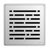 57 АСО ShowerDrain Easyflow - на 360.ru: цены, описание, характеристики, где купить в Москве.