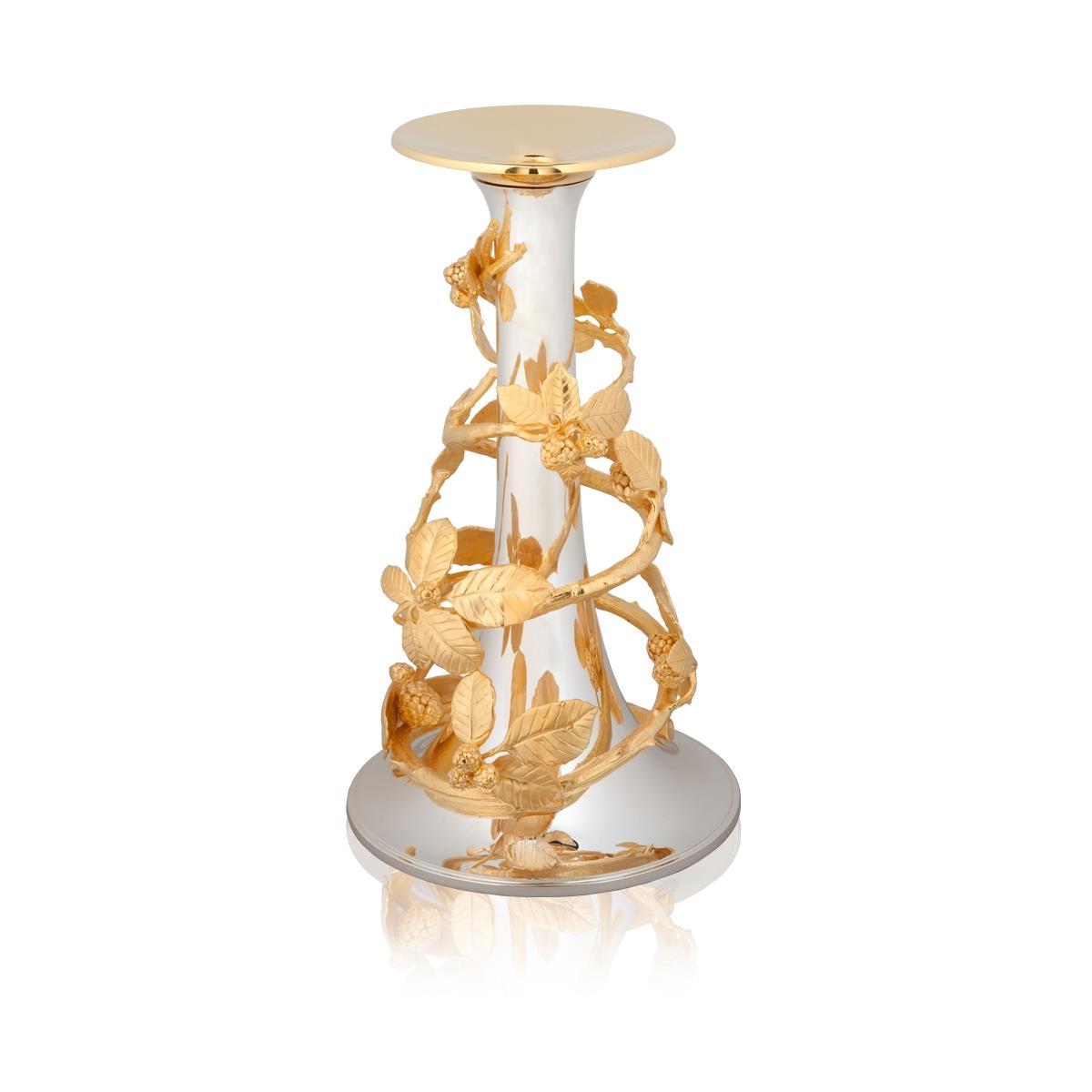 Gold Berry Candle Holder - на 360.ru: цены, описание, характеристики, где купить в Москве.