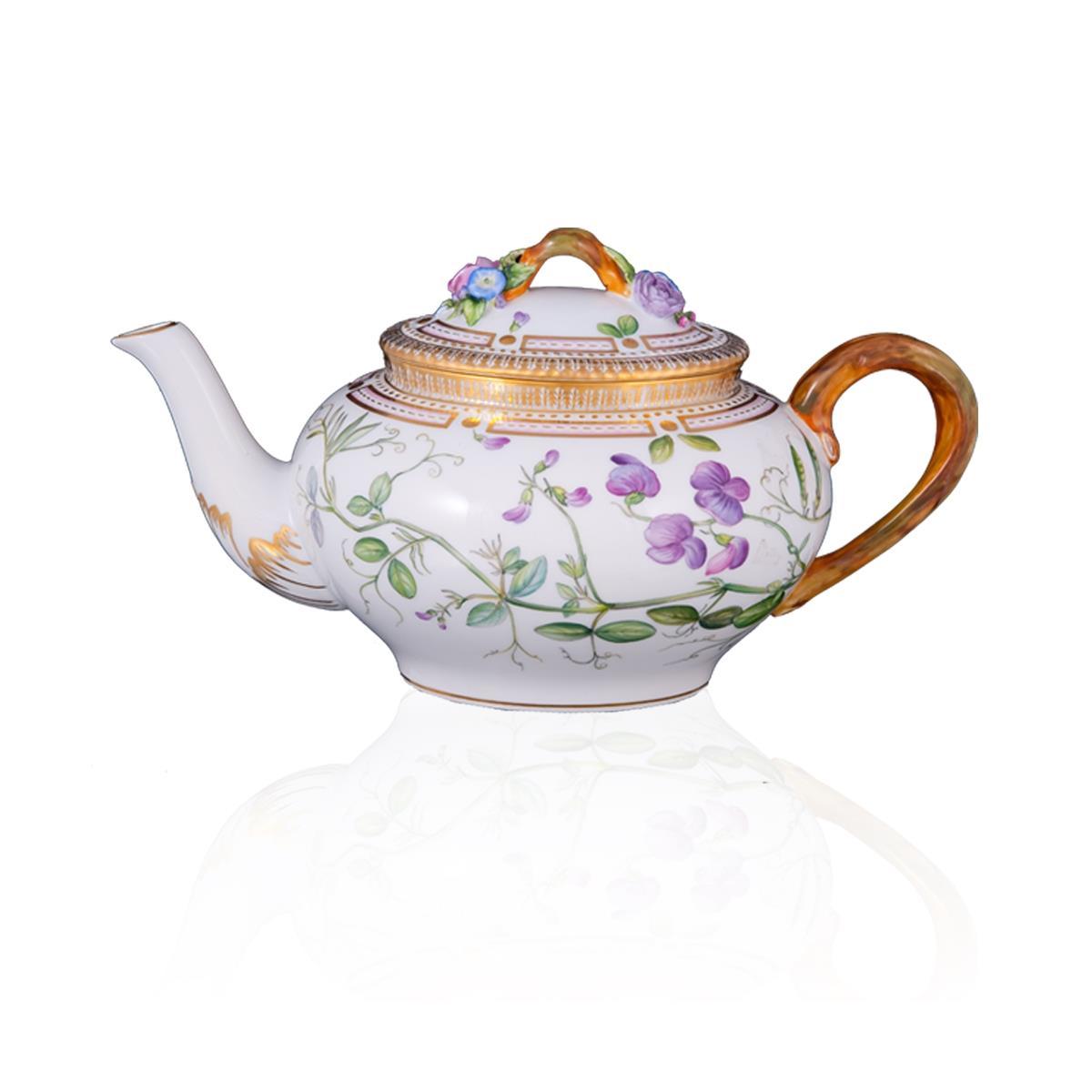 Чайник Flora Danica - на 360.ru: цены, описание, характеристики, где купить в Москве.