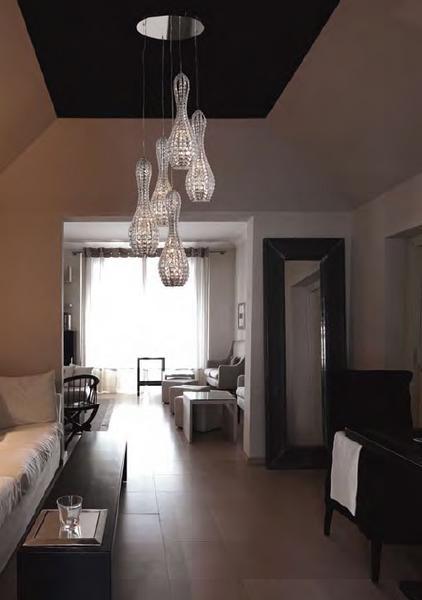Brillo ceiling lamp - на 360.ru: цены, описание, характеристики, где купить в Москве.