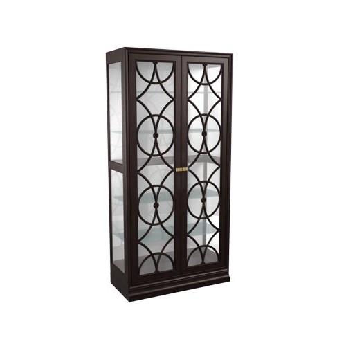 383-550 Urban Contemporary Display Cabinet - на 360.ru: цены, описание, характеристики, где купить в Москве.