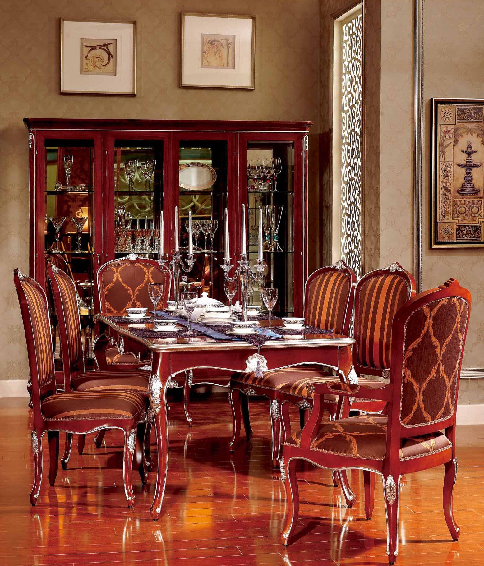 Dining Room Furniture amp Accents Pieces  Hooker Furniture