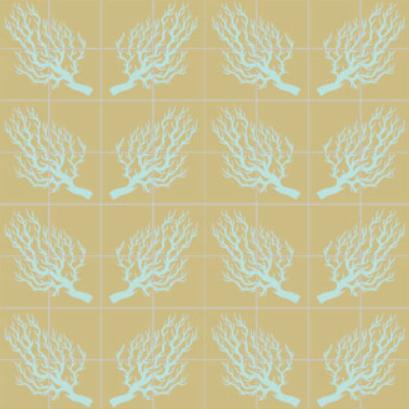 Flora + Fauna Curly branch coral - на 360.ru: цены, описание, характеристики, где купить в Москве.