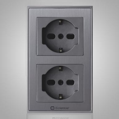 2 universal sockets - на 360.ru: цены, описание, характеристики, где купить в Москве.