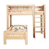 шкафом. 2-х ярусные кровати с диваном