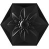 Black Ceramic Flower Crystal - на 360.ru: цены, описание, характеристики, где купить в Москве.