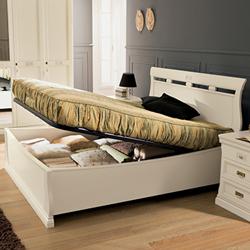 Кровать с матрасом эконом класса