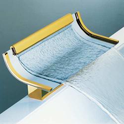 Купить смеситель для ванны стеклянный Картридж М2/М3