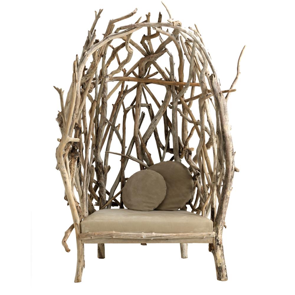 Louis Crusoe wingback chair - на 360.ru: цены, описание, характеристики, где купить в Москве.