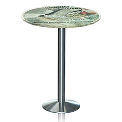Bistrot bar table