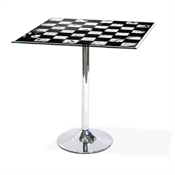 Graph Chessboard table