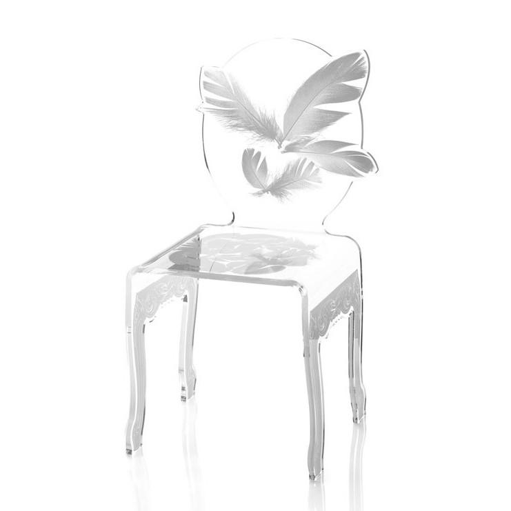 Feather chair - на 360.ru: цены, описание, характеристики, где купить в Москве.