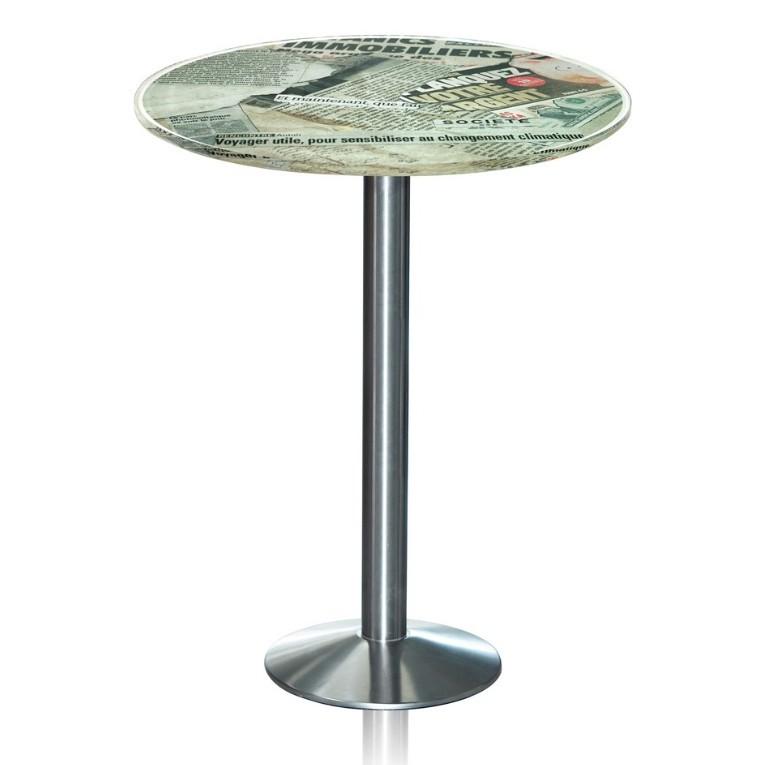 Bistrot bar table - на 360.ru: цены, описание, характеристики, где купить в Москве.