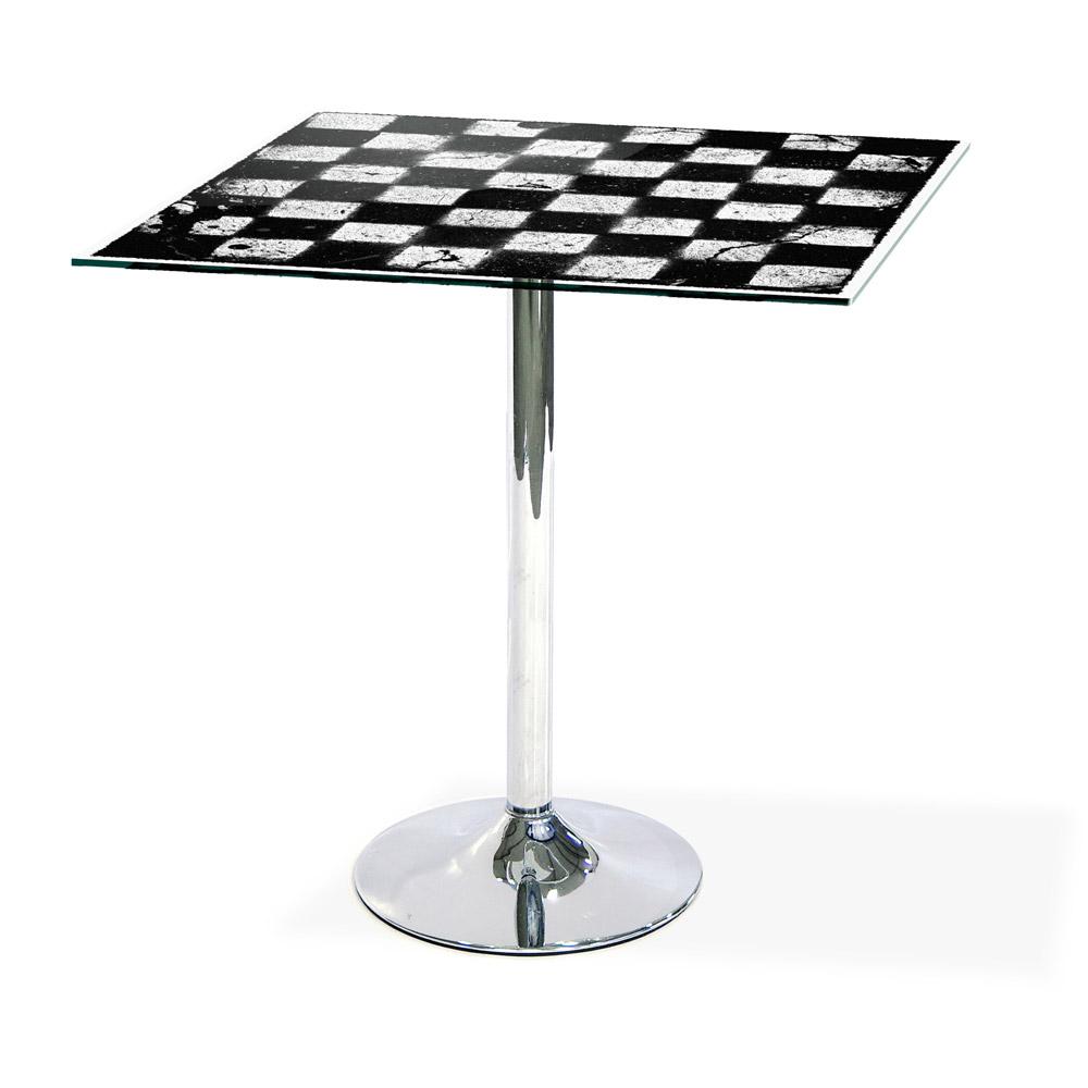Graph Chessboard table - на 360.ru: цены, описание, характеристики, где купить в Москве.