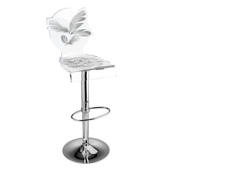 Feather bar stool - на 360.ru: цены, описание, характеристики, где купить в Москве.