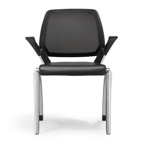 Giroflex 18 Visitor's chair Mesh - на 360.ru: цены, описание, характеристики, где купить в Москве.