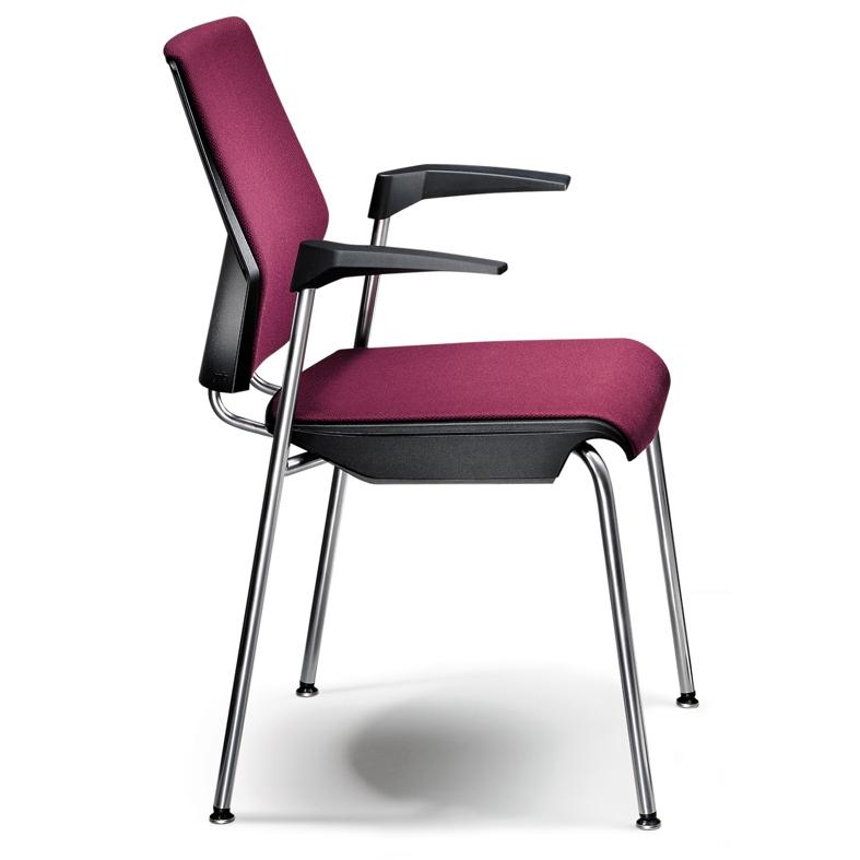 Giroflex 63 Visitor's chair 02 - на 360.ru: цены, описание, характеристики, где купить в Москве.
