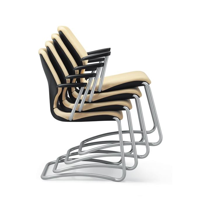 Giroflex 646 Visitor's chair 1 - на 360.ru: цены, описание, характеристики, где купить в Москве.