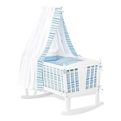 Moritz white cradle