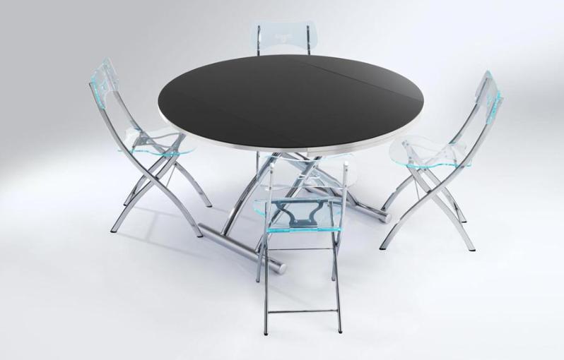 Duplex round table - на 360.ru: цены, описание, характеристики, где купить в Москве.