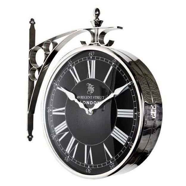 Clock Regent Street Large 104985 - на 360.ru: цены, описание, характеристики, где купить в Москве.